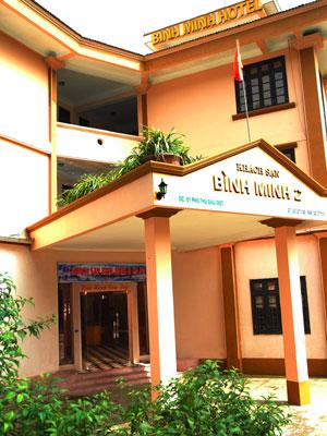 Khách sạn Bình Minh Sa Pa