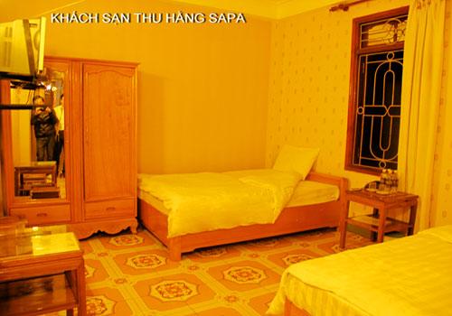 Khách sạn Thu Hằng Sa Pa