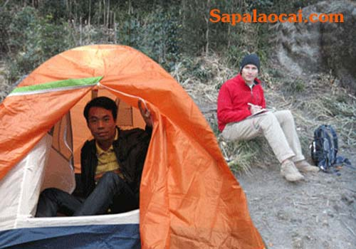 Fansipan peak conquering Adventure tour