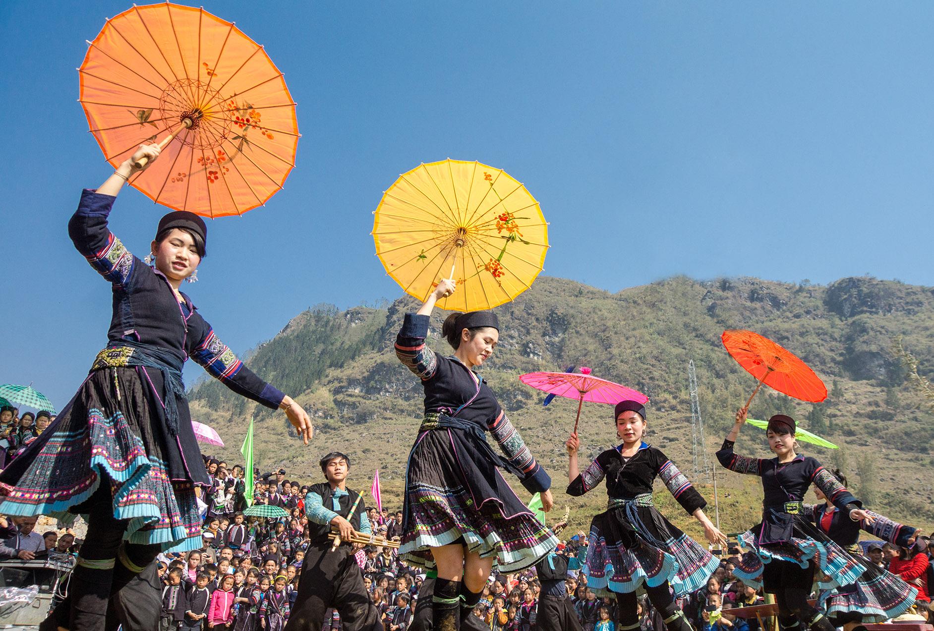 Lịch lễ hội đầu xuân tại Lào Cai