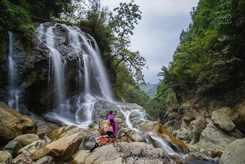 Bản Cát Cát SaPa - Ngôi làng đẹp nhất Tây Bắc Việt Nam